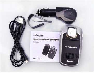 BTCK-18C Bluetooth Hands Free Car Kit