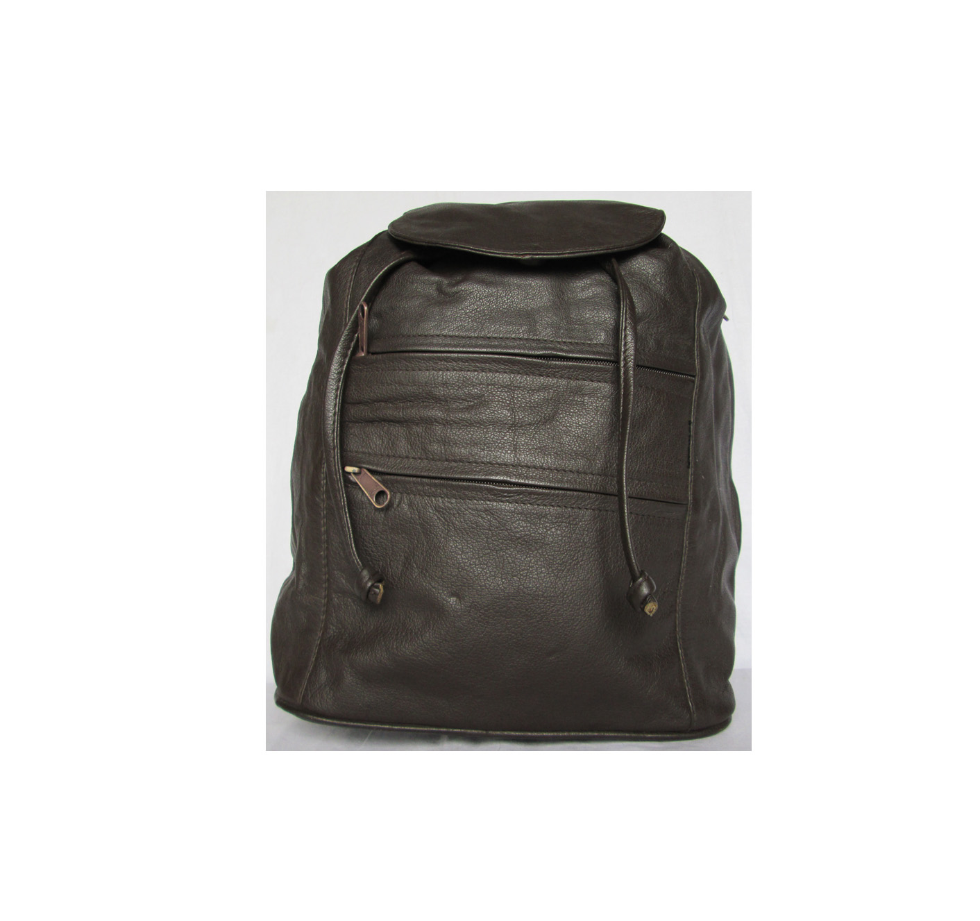 Genuine Leather backpack-202