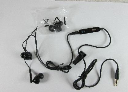 LG 3.5 mm Handsfree Headset