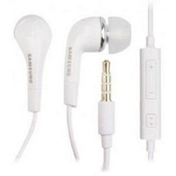 Original Samsung 3.5mm Stereo Headset with Remote and Mic