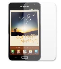 Top Quality Ultra Clear Screen Guard Protector for Samsung Galaxy NOTE-
